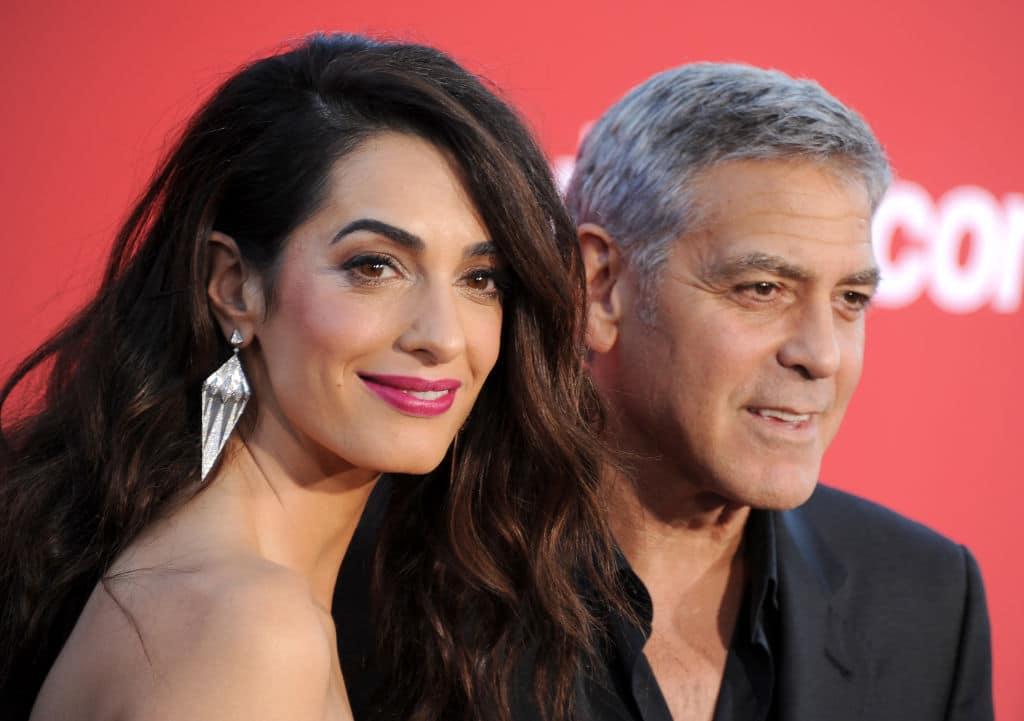 Geroge Clooney marriage