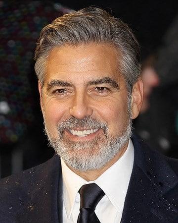 George Clooney Ocean 11 Star life - CelebsWorth